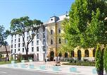Hôtel Szeged - Hotel Ginkgo-1