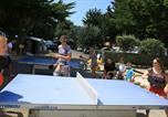 Camping avec Accès direct plage Poitou-Charentes - Campéole Les Amis de la Plage-4
