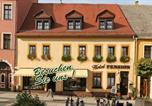 Hôtel Bad Schmiedeberg - Hotel-Pension zum Markt-2