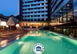 Hôtel Caslano - Novotel Lugano Paradiso-1