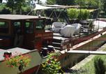 Location vacances Raissac-sur-Lampy - Péniche D'hôtes &quote;Mirage&quote;-4