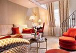 Hôtel 5 étoiles Chessy - Relais Christine-2