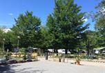 Camping avec Piscine Les Vans - Camping Castanhada-4