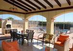 Location vacances Fuente Álamo de Murcia - Holiday home Hda Golf Resort - Brasil 14-4