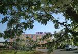 Hôtel Lorraine - Hotel Siatel Metz-1