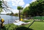 Location vacances Dania Beach - Lake Life - 3-2 Lake House with Breathtaking View-1