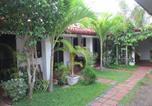 Hôtel Sri Lanka - Uppuveli Beach House-3