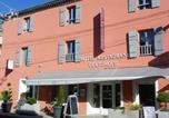 Hôtel Saint-Thomé - Hôtel restaurant de l'Europe-4