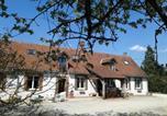 Hôtel Eure-et-Loir - B&B Ferme de La Rouzannerie pour 2 ou famille-1