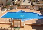 Location vacances  Province de Murcie - Apartamentos Lodosol-4
