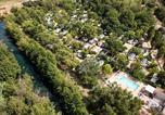 Camping avec Piscine couverte / chauffée Villegly - Camping Le Val de Cesse-1