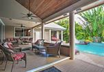 Location vacances Lighthouse Point - Large Pompano Home with Pool 1 Block to Private Beach-3