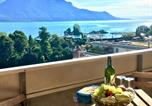 Location vacances Corseaux - Family Apartment with Lake View   73-1