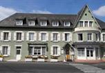 Hôtel Monhoudou - Hôtel Restaurant Du Chemin De Fer-1