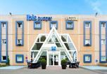 Hôtel Nord-Pas-de-Calais - Ibis budget Lille Villeneuve D'Ascq-1