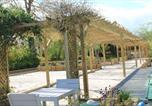 Camping avec Hébergements insolites Deauville - Camping Les Rochers des Parcs-2