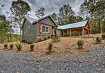 Location vacances Jasper - Cork and Creek Cottage with Mtn and Pasture Views!-4
