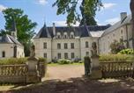Hôtel Chinon - Château de Basché-1
