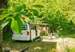 Camping avec Site nature Thoiras - Camping 'Cevennes-Provence'-3