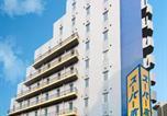 Hôtel Kawasaki - Super Hotel Tokyo Jr Kamata Nishiguchi-1