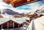 Location vacances  France - Residence Les Hauts de Preclaux - Heb. + Skipass + Mat. de ski + Repas-1