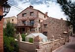 Location vacances Carrascosa - El Royo-1
