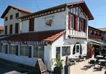 Hôtel Espelette - Hotel l'Uhabia-1