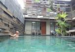 Location vacances Denpasar - Semarandana Bedrooms and Pool-1