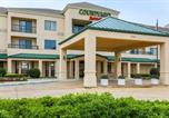 Hôtel Denton - Courtyard by Marriott Lewisville-2