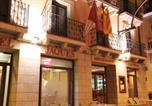 Hôtel Province de Huesca - Hotel Jaqués-4