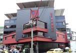 Hôtel Panamá - Hotel Red Room-1