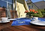 Location vacances Börgerende-Rethwisch - Ferienhaus Ostseebrise mit Infrarotkabine Meerblick und Garten-3
