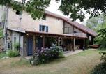 Hôtel Bourbonne-les-Bains - Entre les Sources-1