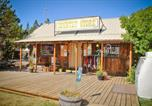 Villages vacances Bend - Bend-Sunriver Camping Resort Wheelchair Accessible Yurt 13-2