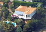 Location vacances Théoule-sur-Mer - Villa in Le Trayas-4