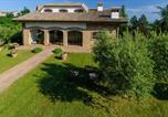 Location vacances Tavoleto - Villa Mery sui colli della riviera di Rimini ideale per grandi gruppi-2