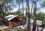 Camping avec Piscine couverte / chauffée Clapiers - Camping Le Mas de Reilhe-4