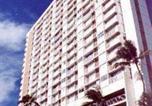 Hôtel Honolulu - Waikiki Beach Condominiums-3