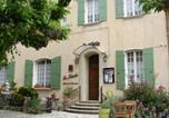 Hôtel La Roque-sur-Pernes - Hôtel Le Siècle-1