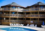 Hôtel Kill Devil Hills - Outer Banks Beach Club-2