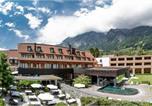 Hôtel Brand - Traube Braz Alpen Spa Golf Hotel-1