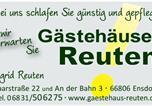 Hôtel Sarrelouis - Gästehaus Reuten-2