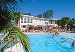 Camping avec Ambiance club Agde - Camping Club Le Napoléon -2