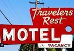 Hôtel Campbell - Traveler's Rest Motel-2