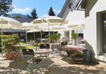 Hôtel Les Déserts - Campanile Aix-Les-Bains-2
