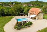 Location vacances Fons - Gorgeous Holiday Home in Themines With Private Swimming Pool-1