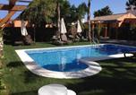 Hôtel Conil de la Frontera - Apartamento para 4 personas con jardín privado y barbacoa cerca de la playa-2