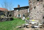 Location vacances Auvergne - Holiday Home Le Créchou - Aou100-2