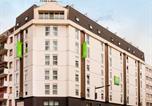 Hôtel Vincennes - Ibis Styles Paris Mairie de Montreuil-1