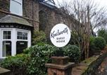 Location vacances Windermere - Kenilworth Guest House-1